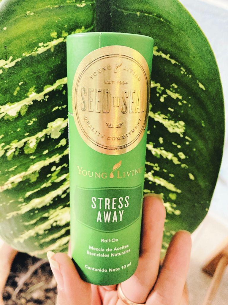 STRESS AWAY 🌱